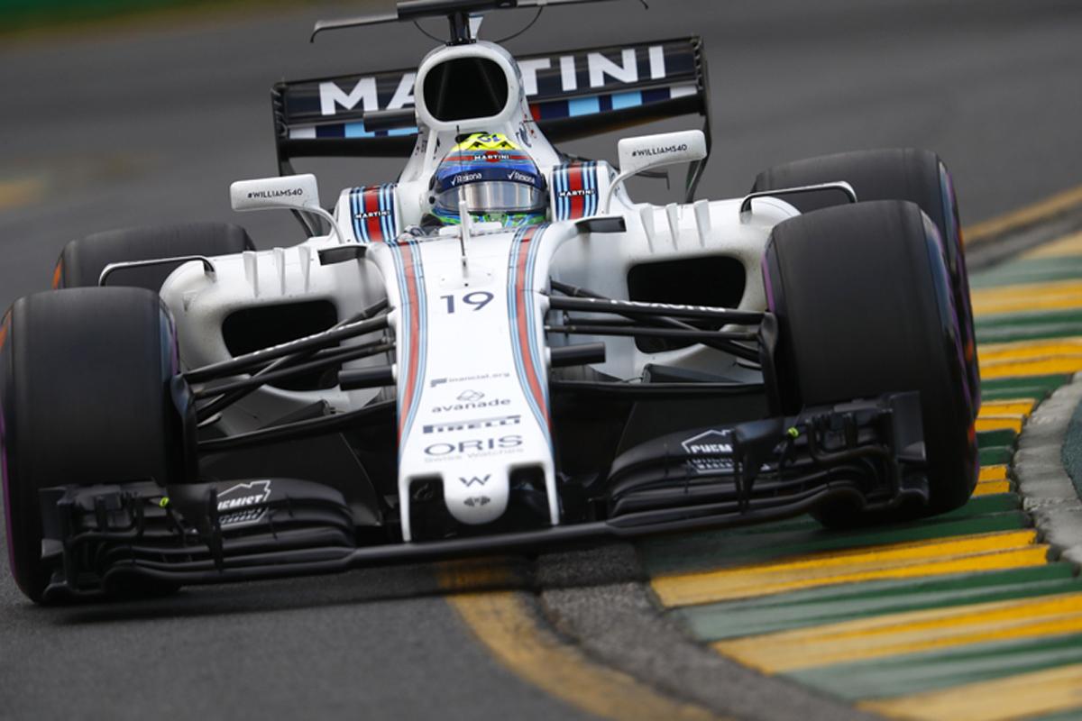ウィリアムズ F1 オーストラリアGP