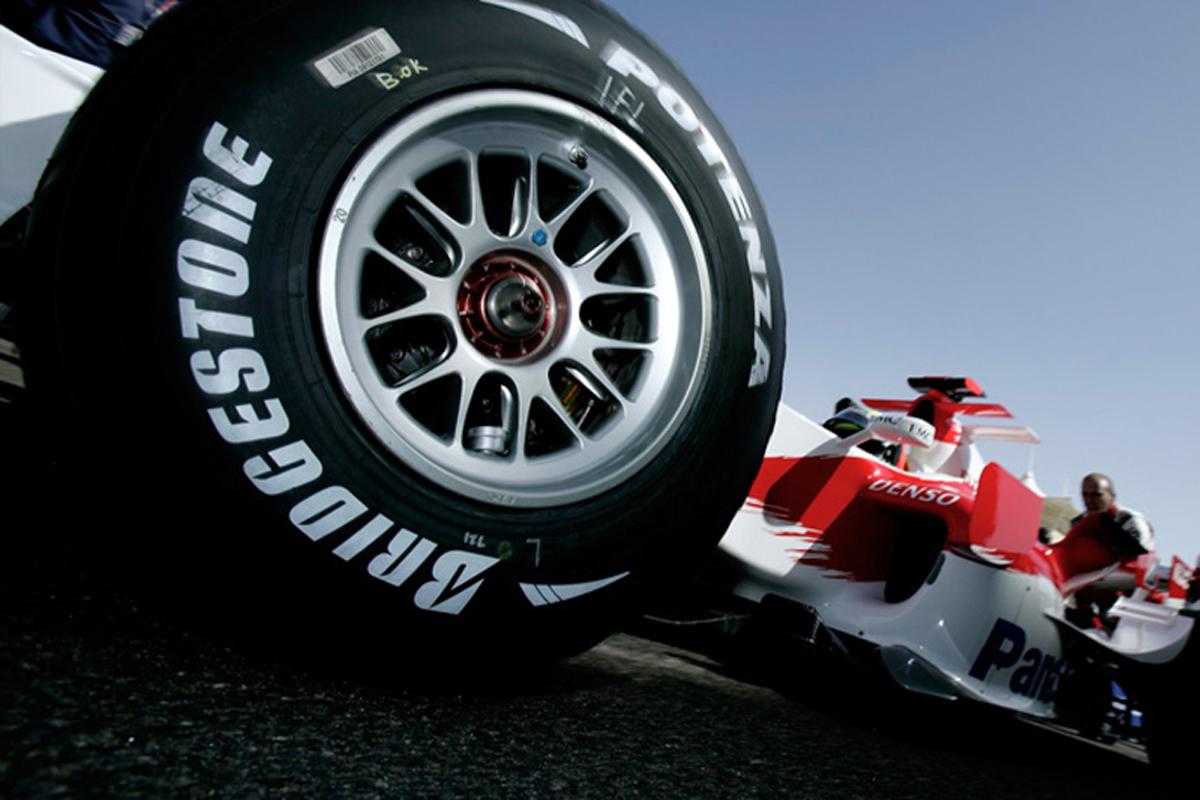 ブリヂストン F1