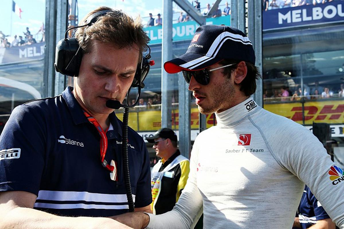 アントニオ・ジョビナッツィ F1