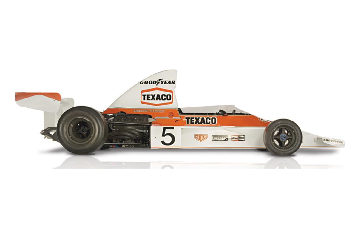 ジェンソン・バトン F1 マクラーレン M23