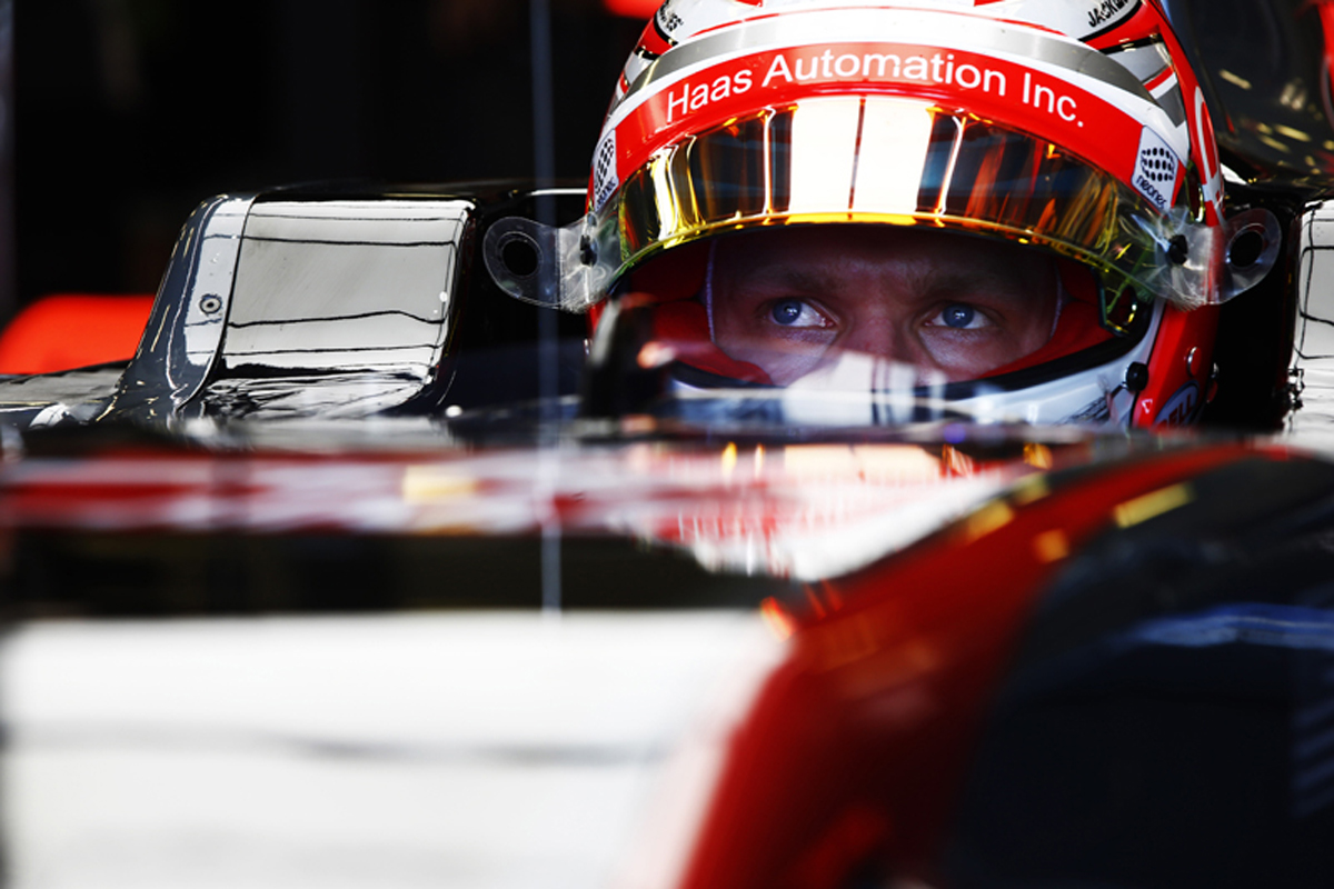 ケビン・マグヌッセン F1 中国GP