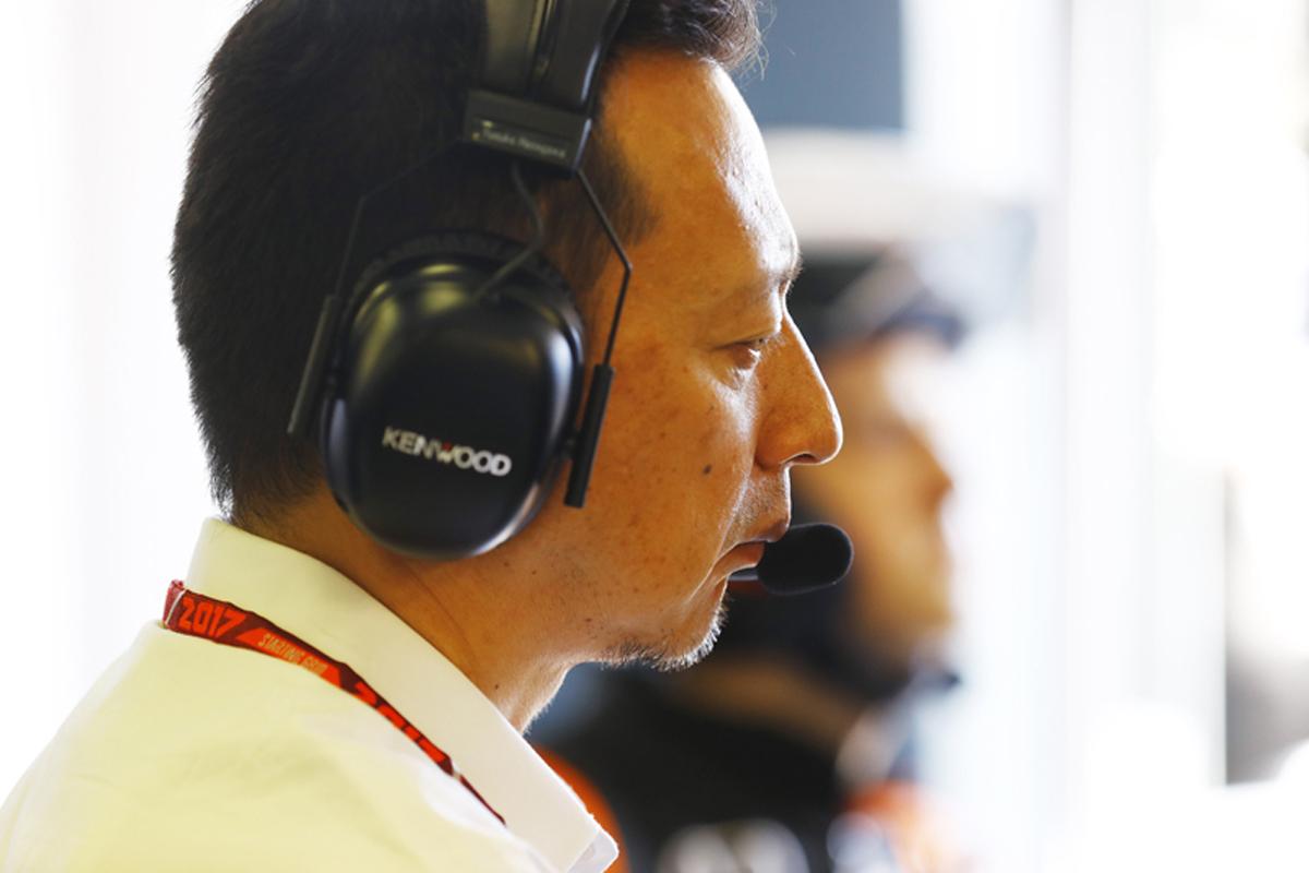 ホンダ F1 マクラーレン