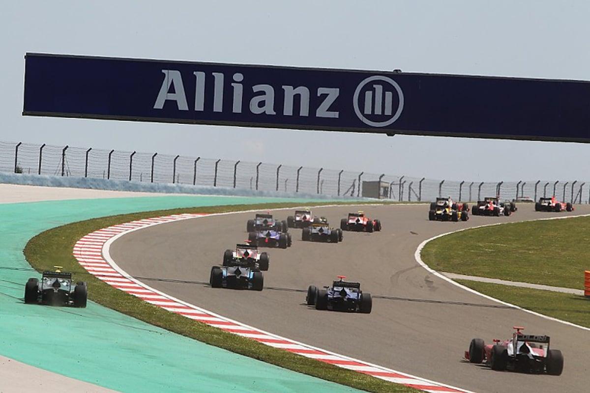 F1 トルコGP