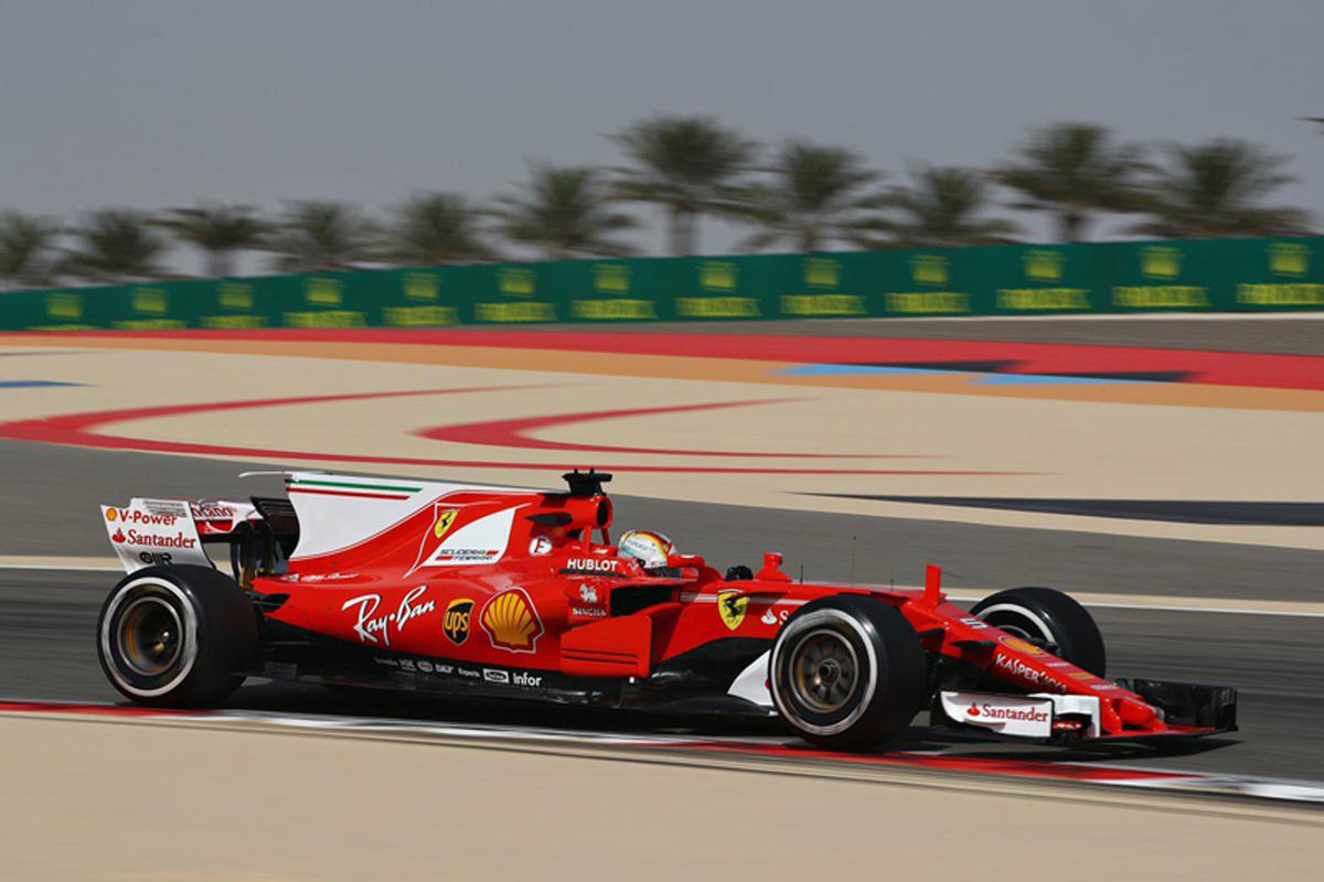 F1 バーレーンGP 速報
