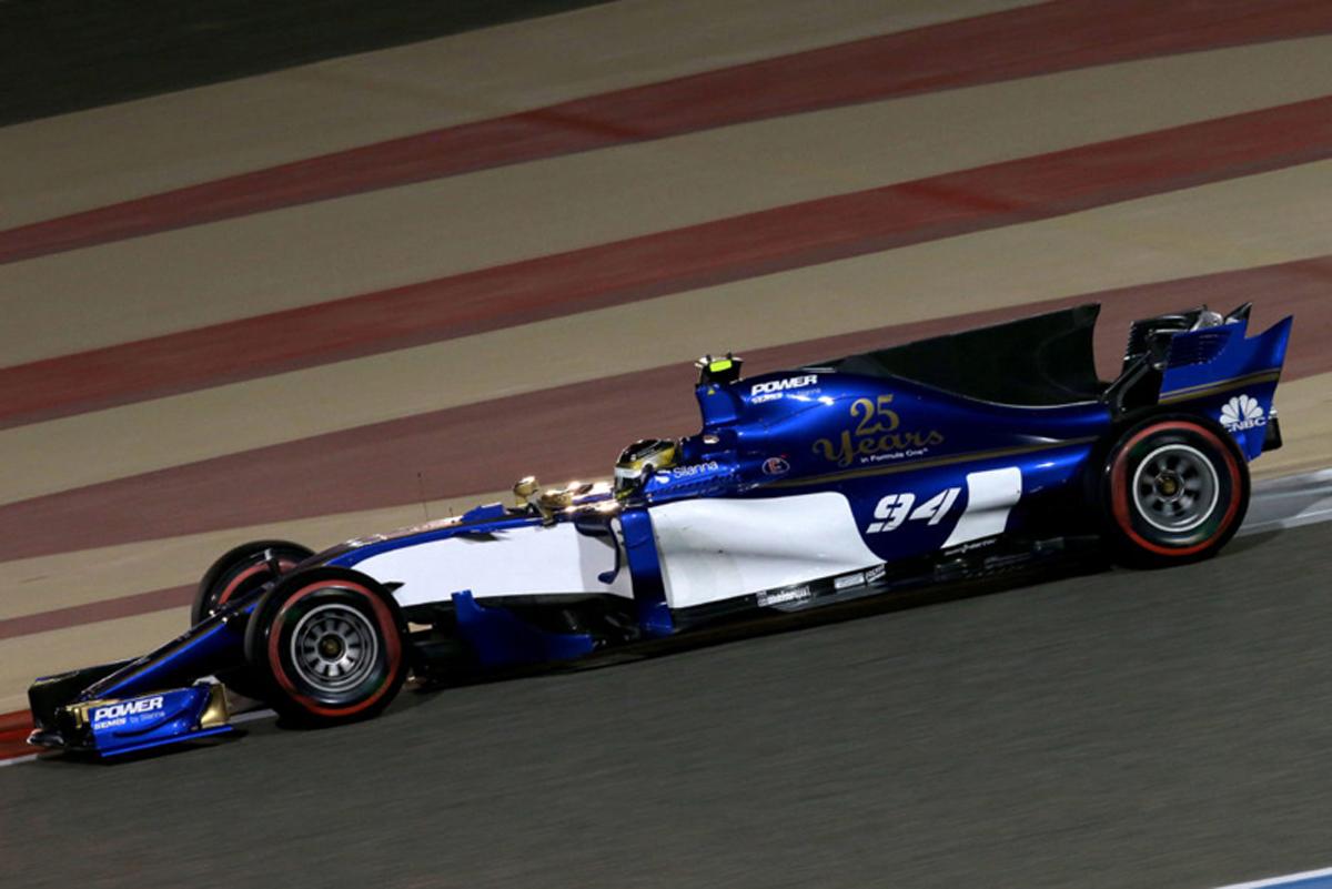 F1バーレーンGP ザウバー