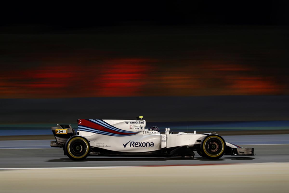 F1バーレーンGP ウィリアムズ