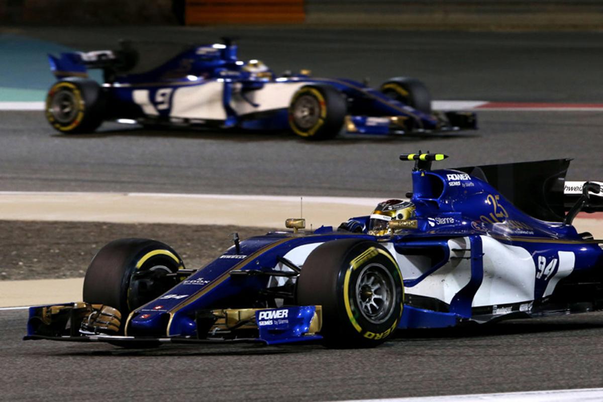 F1 バーレーンGP ザウバー