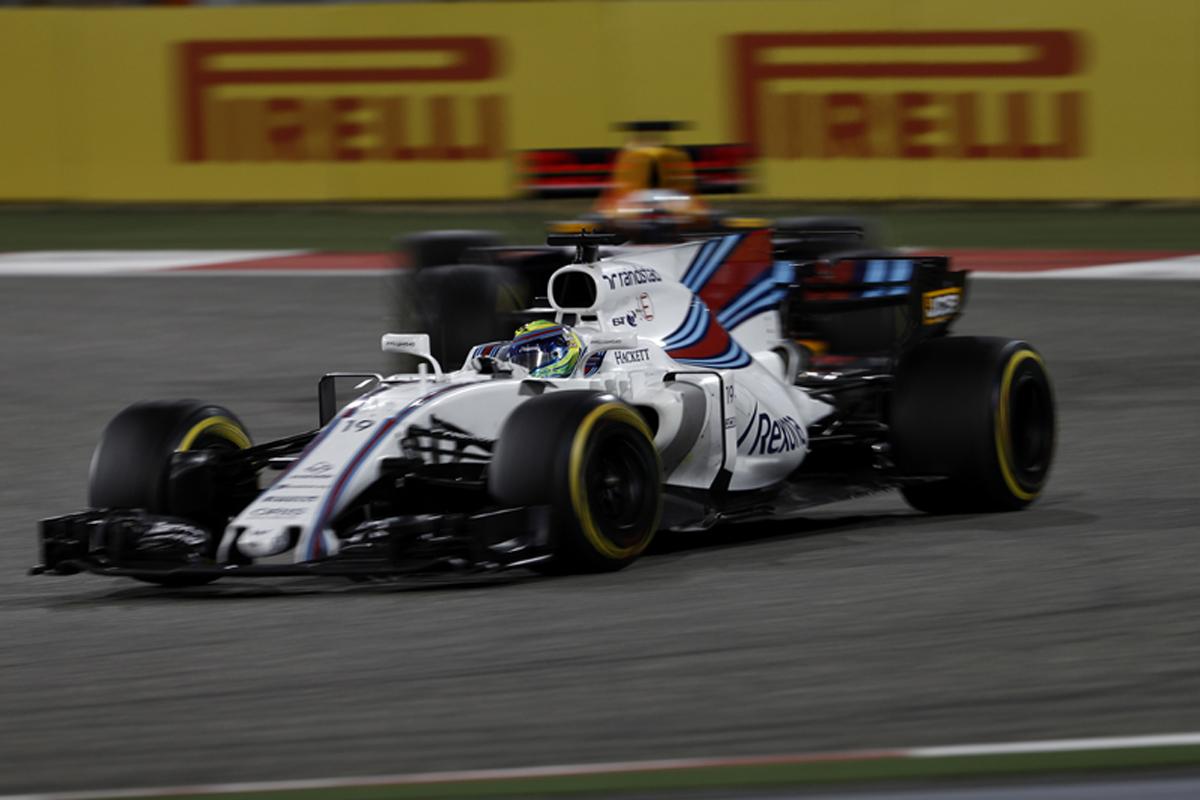 F1 バーレーンGP ウィリアムズ