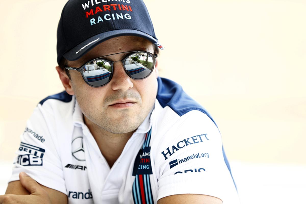 フェリペ・マッサ F1 マックス・フェルスタッペン