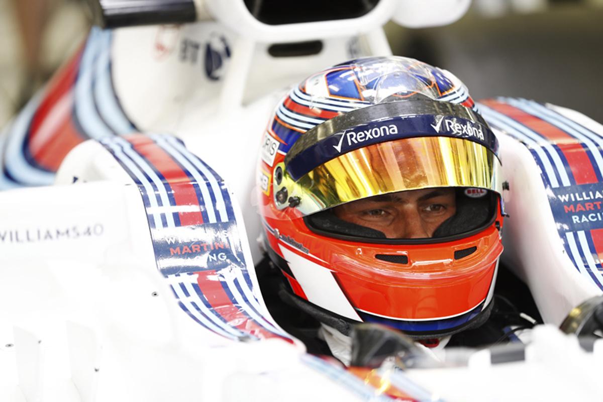 ゲイリー・パフェット F1 バーレーンテスト