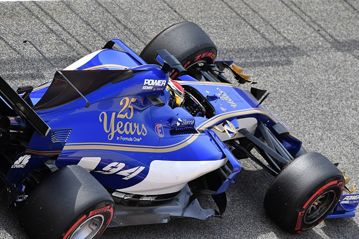 ホンダ ザウバー F1エンジン 契約