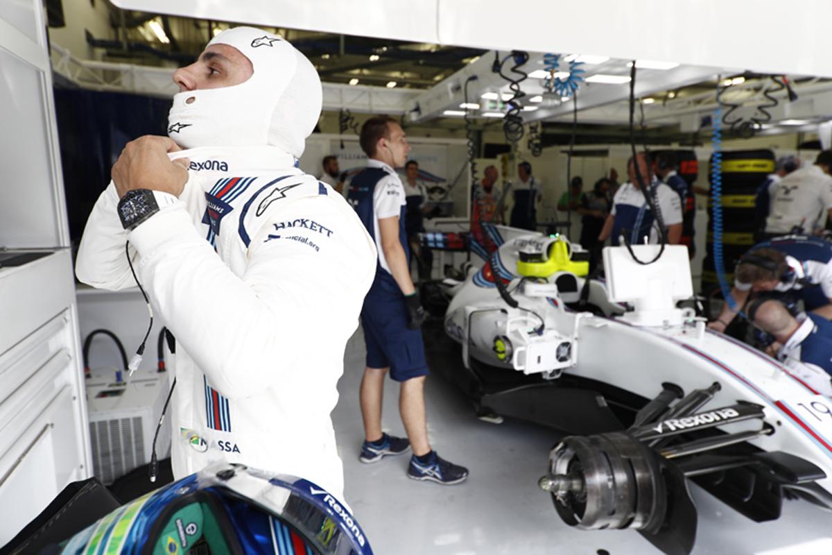F1 ロシアGP フェリペ・マッサ