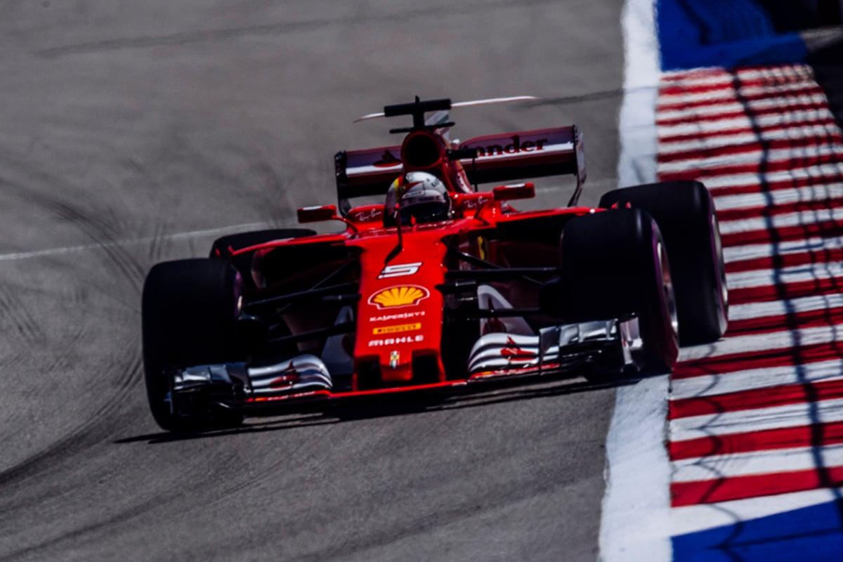 F1 ロシアGP 予選 結果