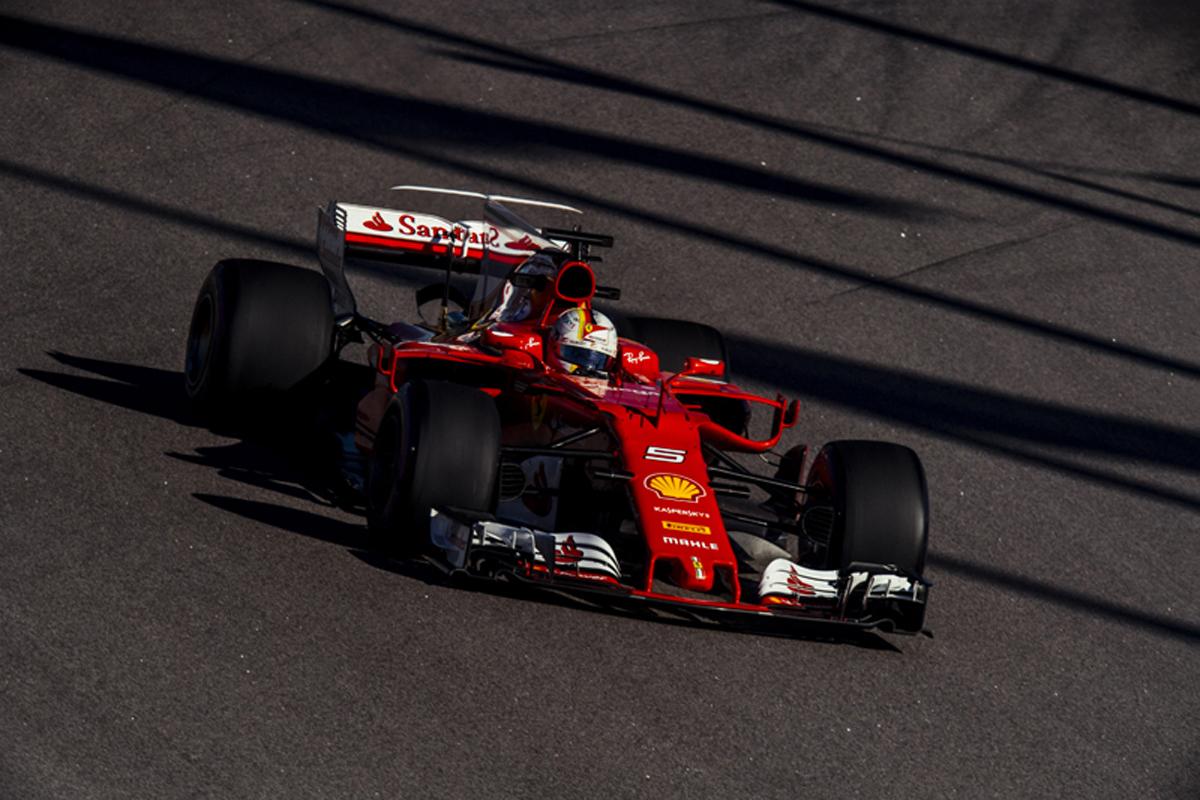 F1 ロシアGP フリー走行3日目 結果