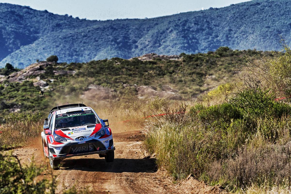 WRC ラリー・アルゼンチン