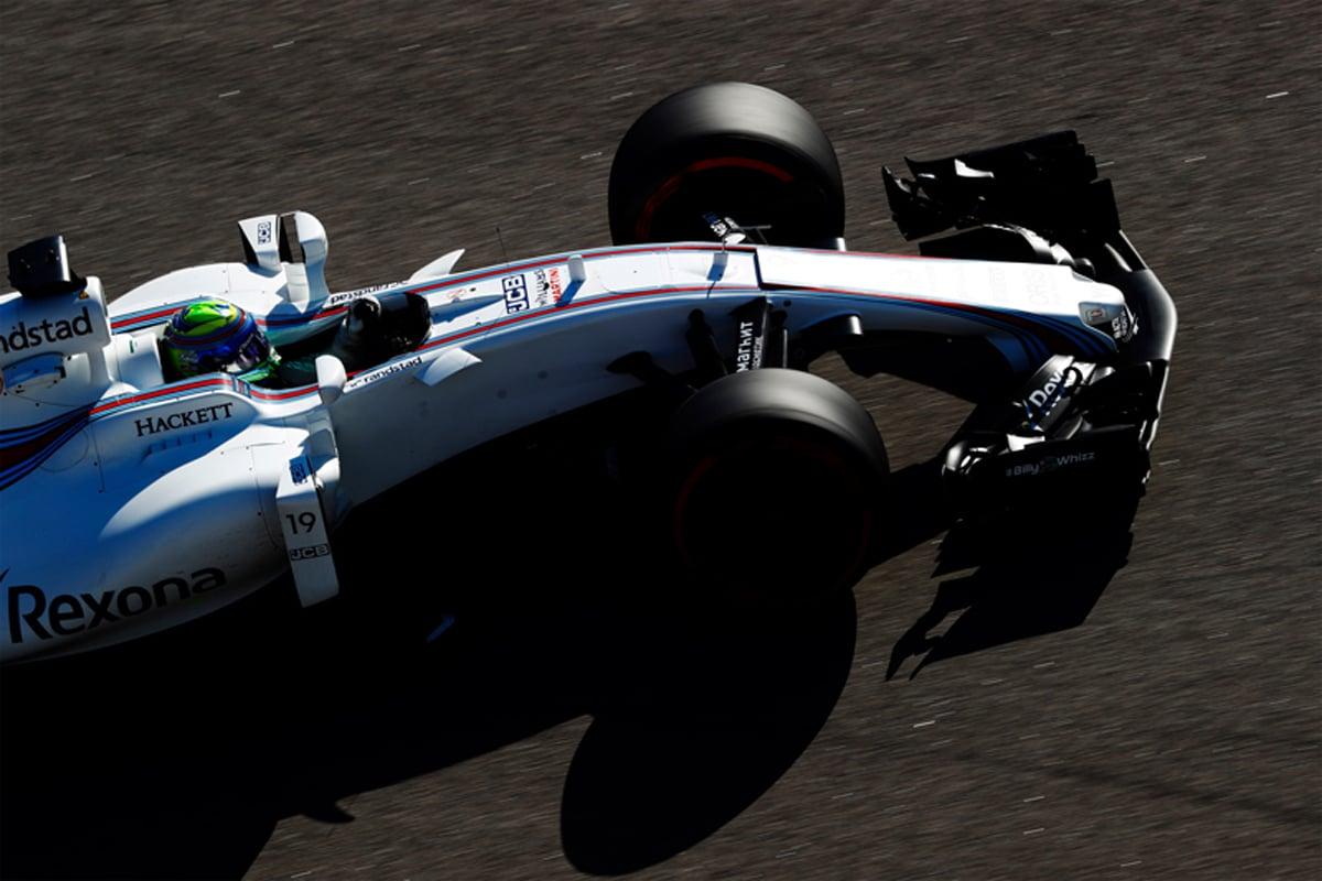 ウィリアムズ F1 ロシアGP 予選