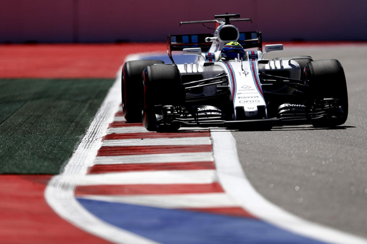 ウィリアムズ F1 ロシアGP