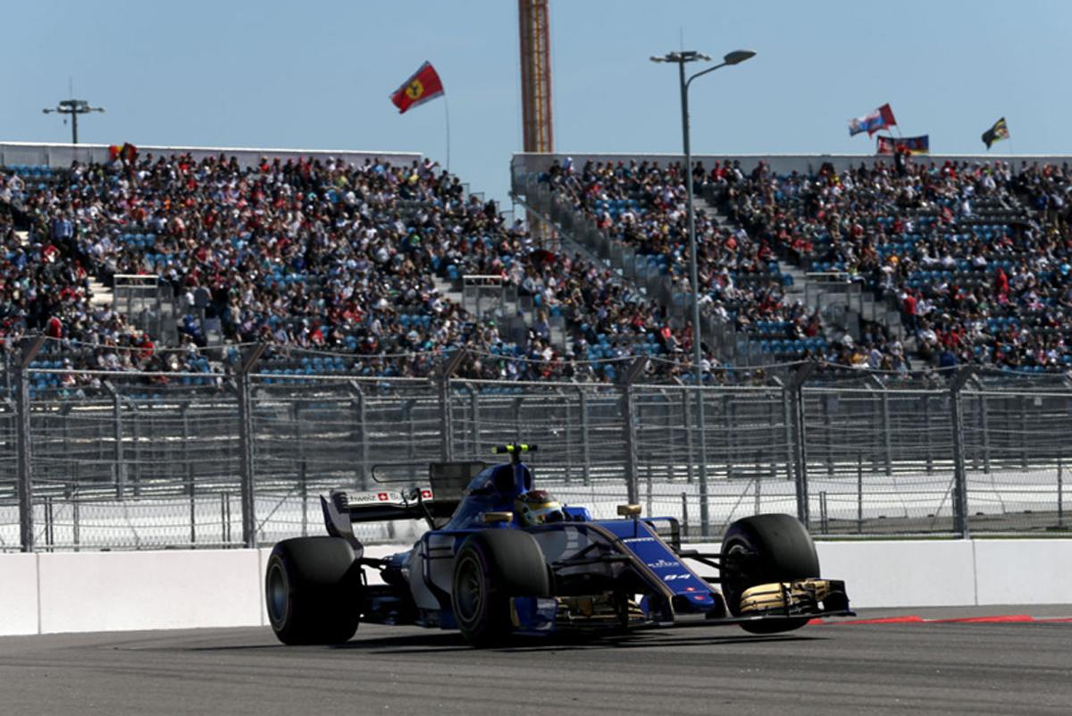 ザウバー F1 ロシアGP 予選