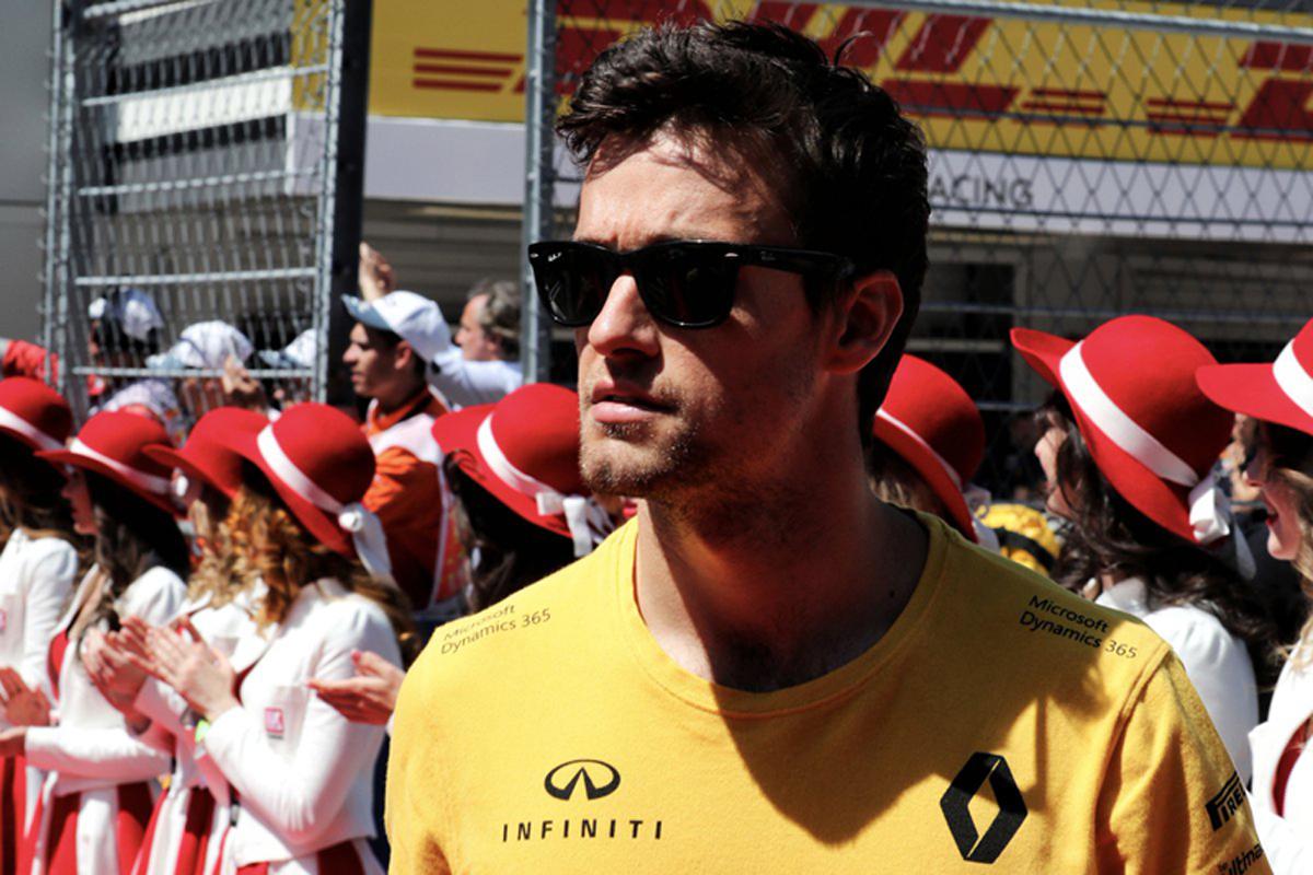 F1 スペインGP ジョリオン・パーマー ルノー