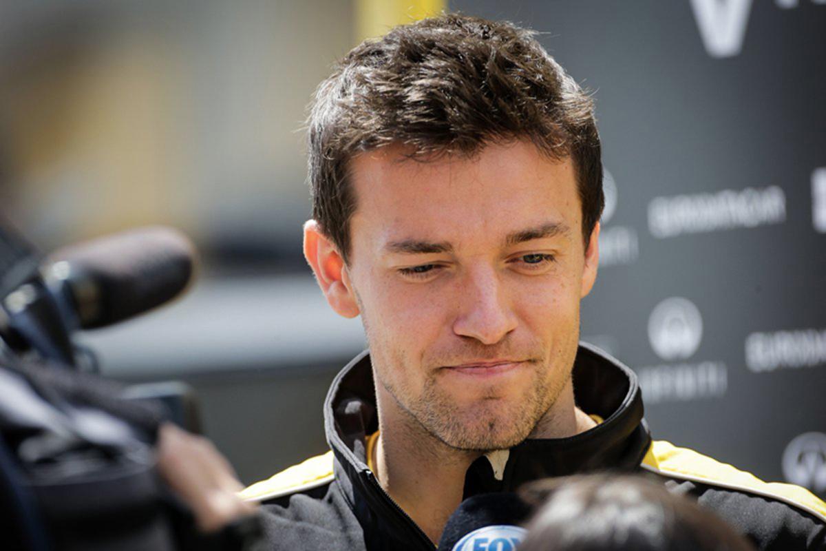 ジョリオン・パーマー F1 モナコGP