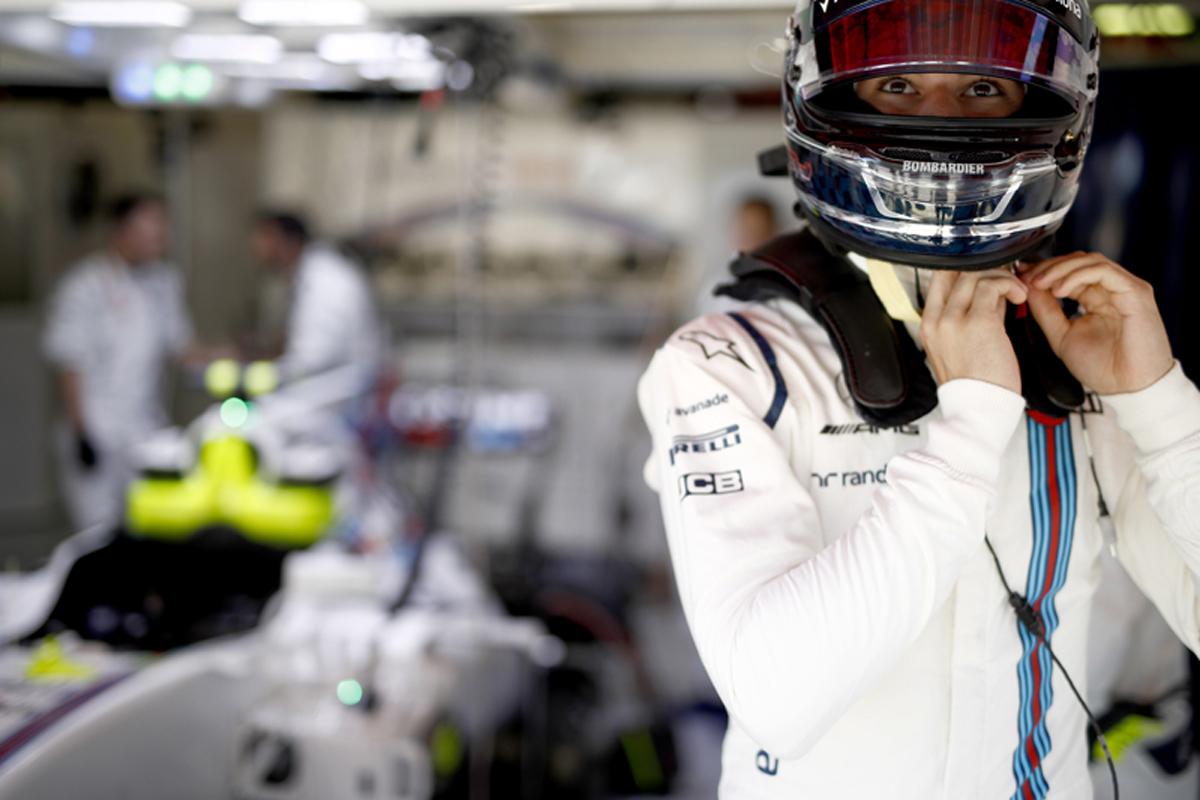 ランス・ストロール F1 モナコGP