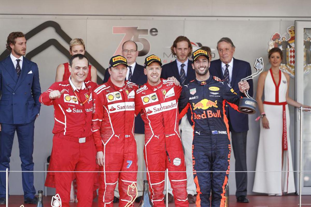 F1 モナコGP