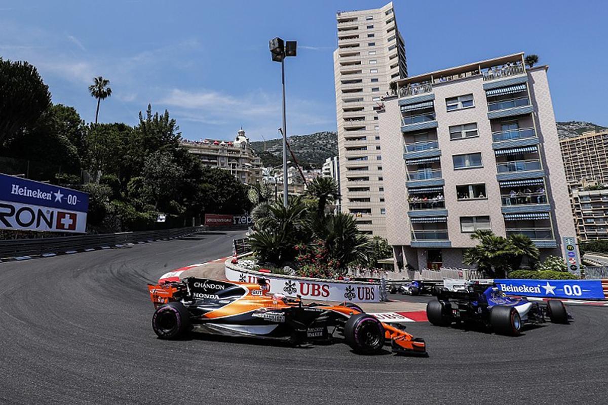 ジェンソン・バトン F1 モナコGP