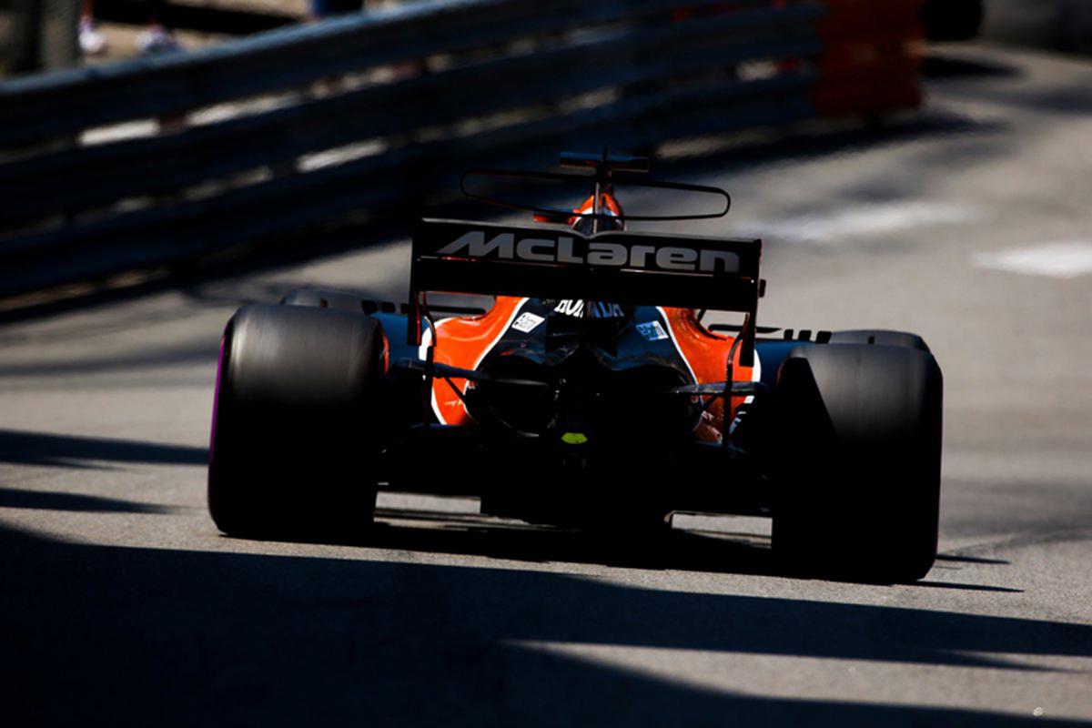 マクラーレン・ホンダ F1 モナコGP