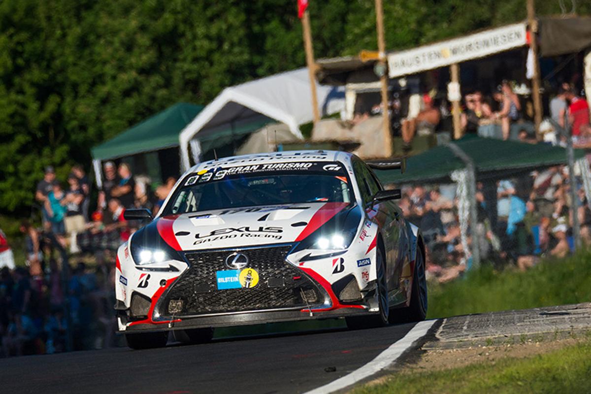 トヨタ ニュルブルクリンク24時間耐久レース 決勝