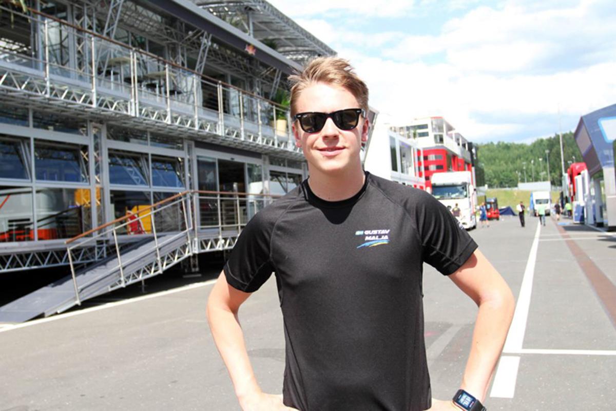 ザウバー F1 グスタフ・マルヤ