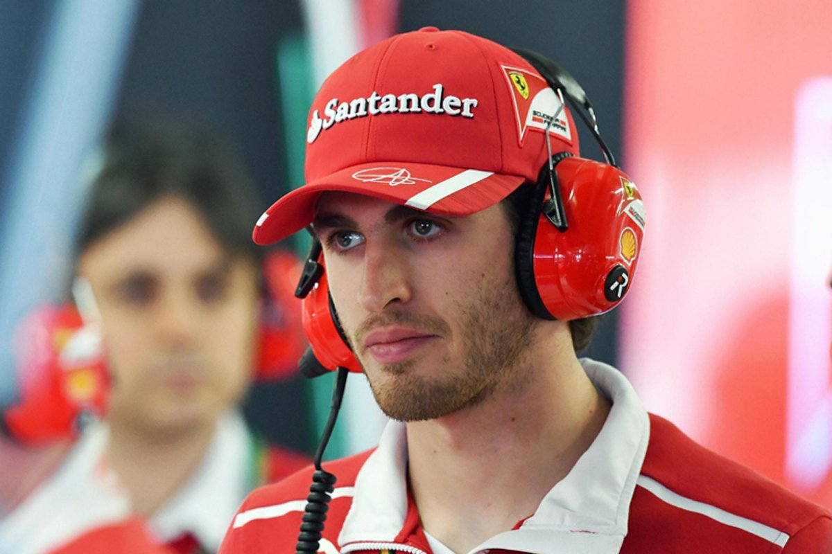 アントニオ・ジョビナッツィ F1 ハース