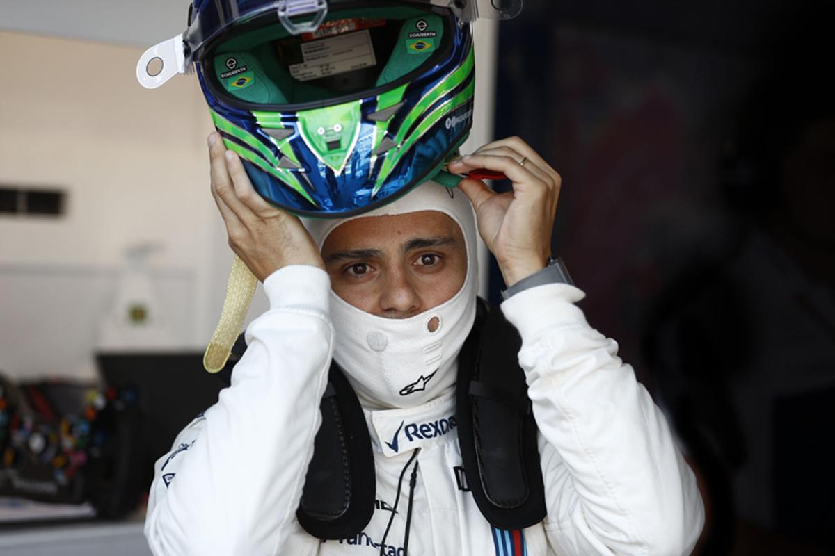 F1 カナダGP フェリペ・マッサ