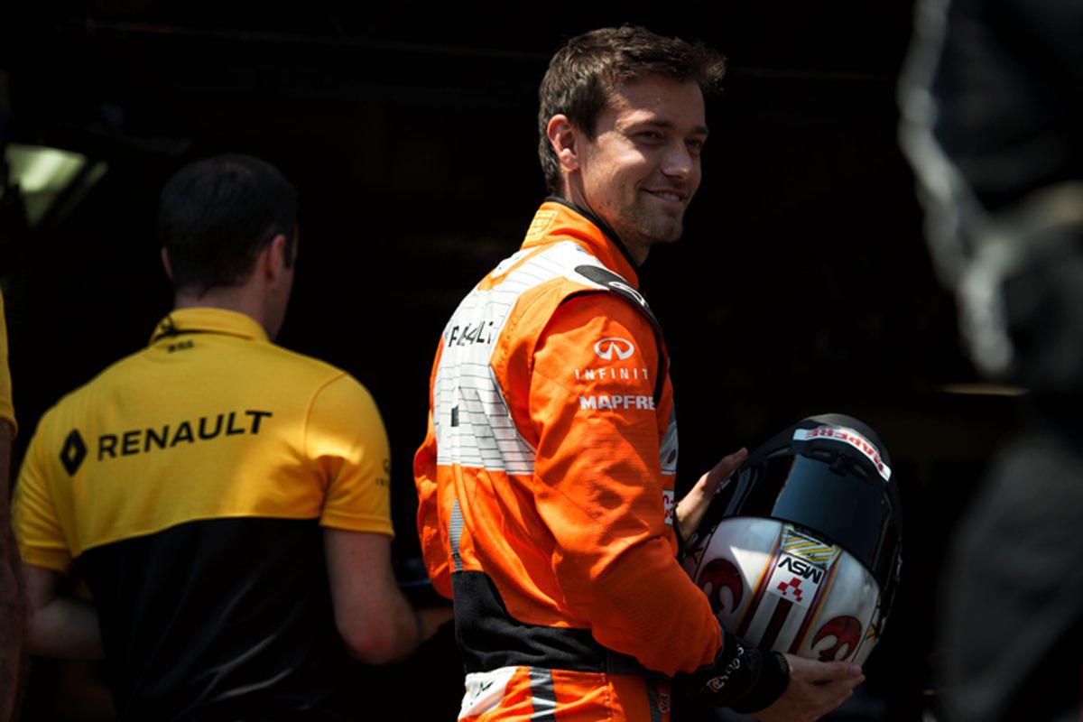 ジョリオン・パーマー F1 カナダGP