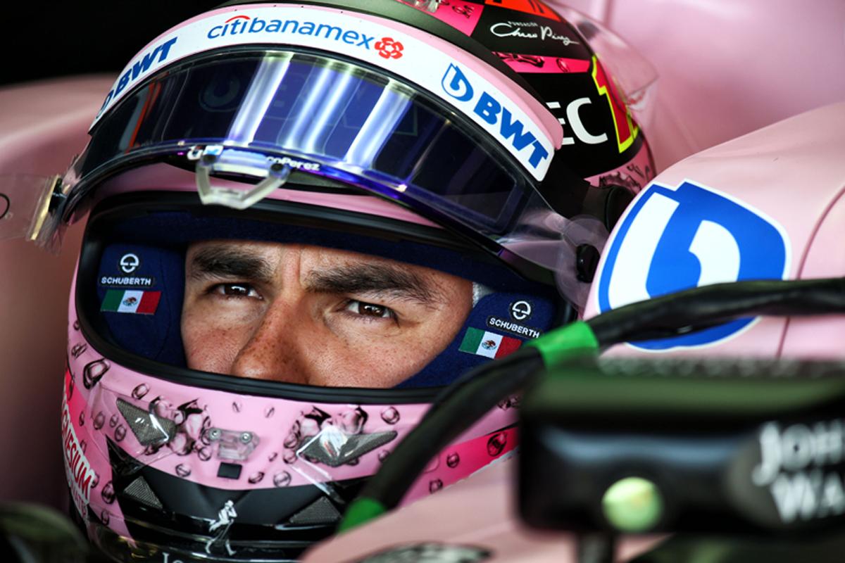 セルジオ・ペレス F1 カナダGP