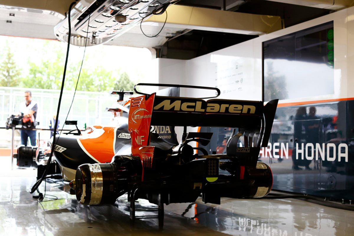 マクラーレン ホンダ F1