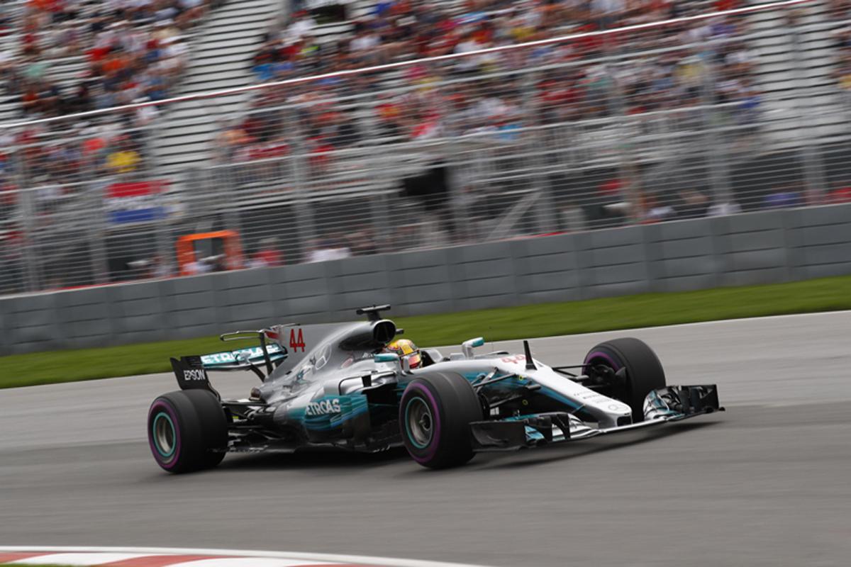 F1カナダGP ルイス・ハミルトン アイルトン・セナ