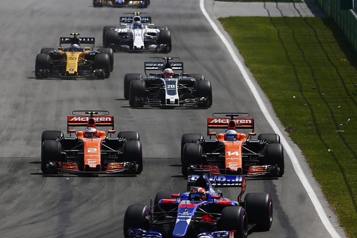 マクラーレン・ホンダ F1 フェルナンド・アロンソ