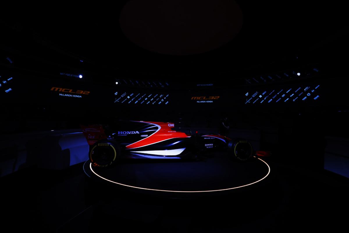 マクラーレン・ホンダ F1