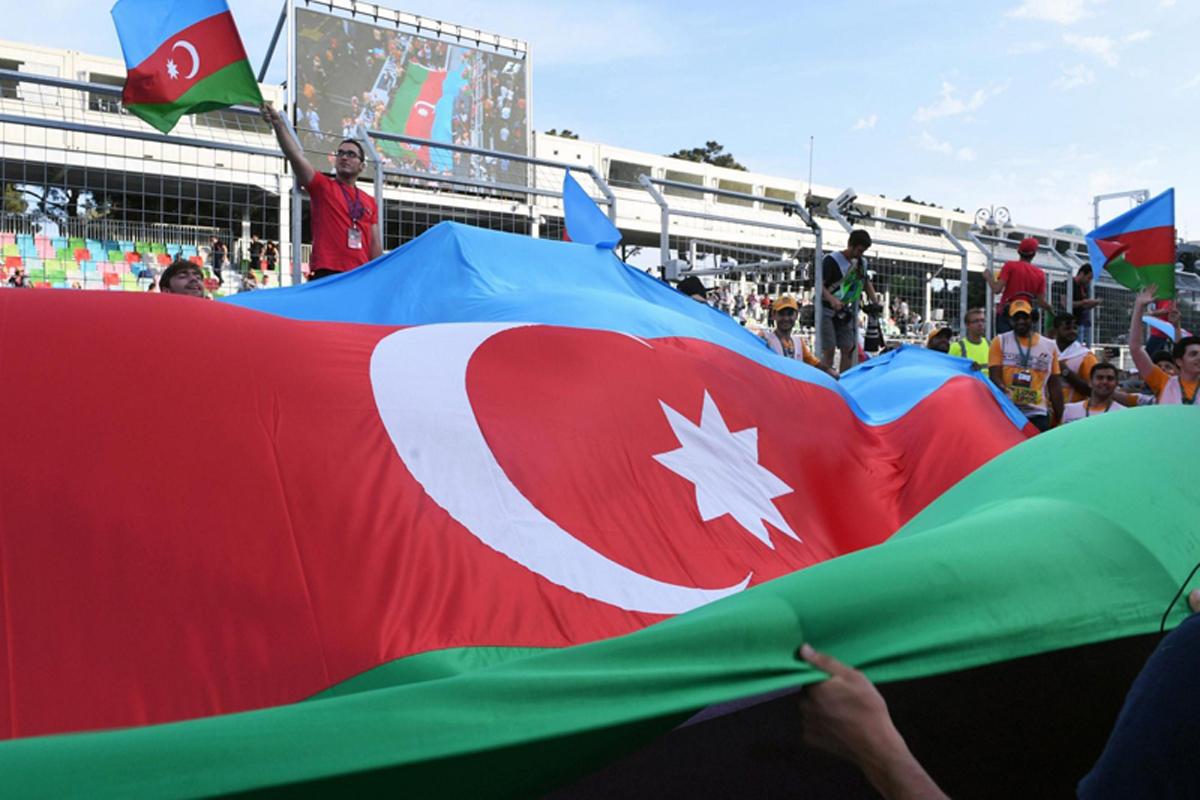 F1 アゼルバイジャンGP TV放送