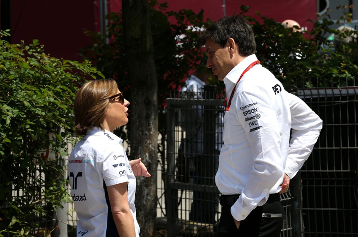 ウィリアムズ ホンダ F1