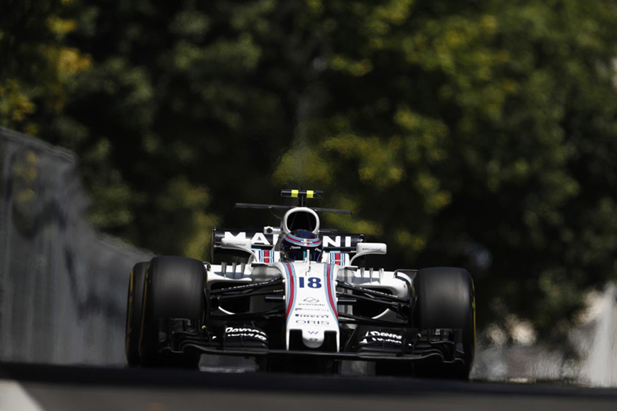 ウィリアムズ F1 アゼルバイジャンGP