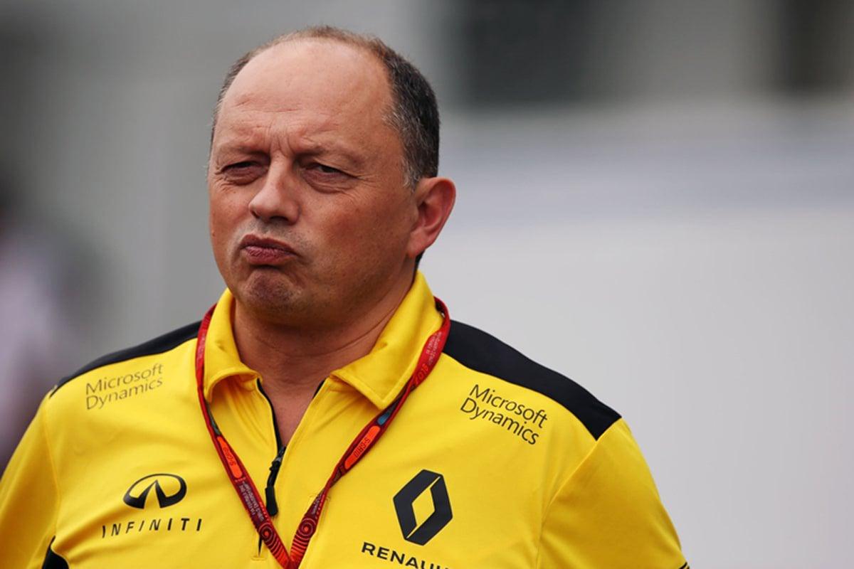 ザウバー F1 フレデリック・ヴァスール