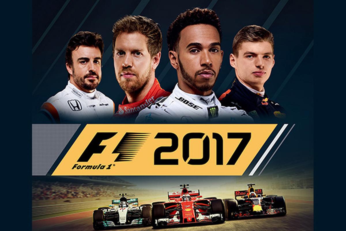 F1 2017 ゲーム