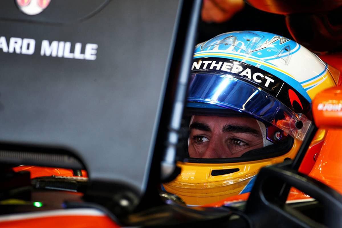 フェルナンド・アロンソ F1 ホンダ