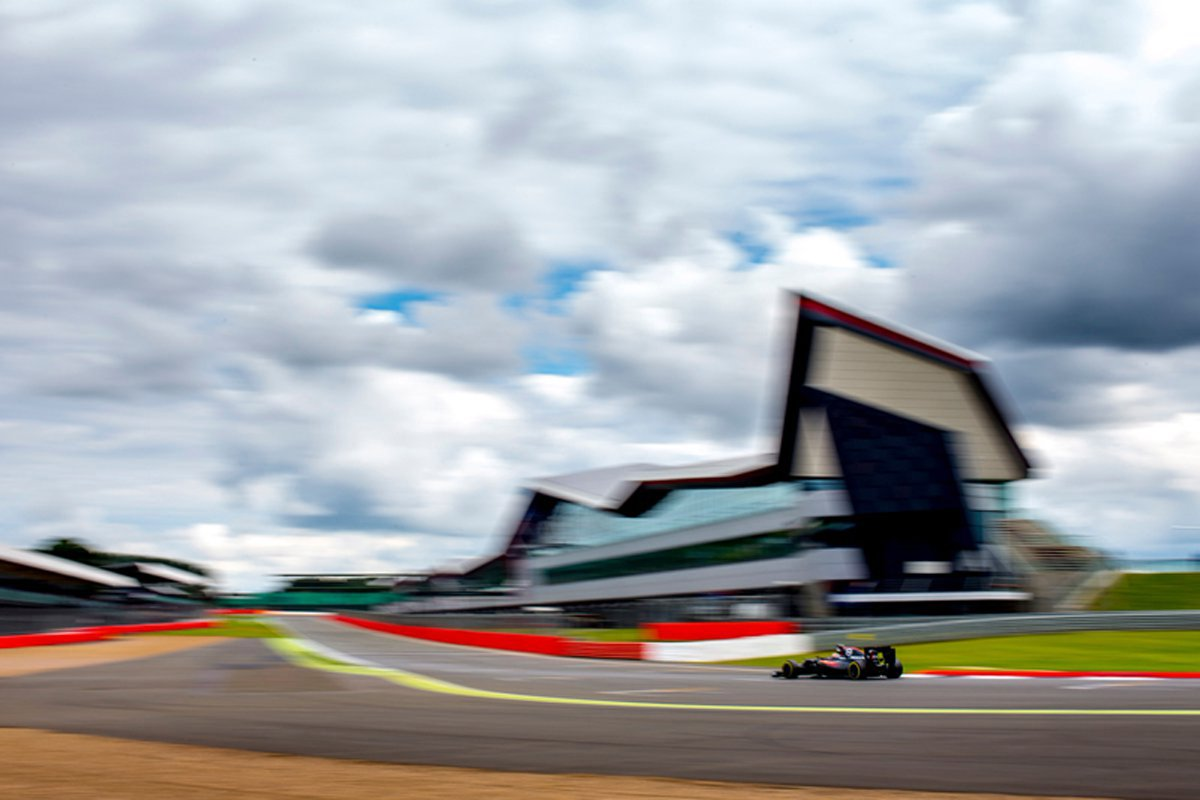 マクラーレン・ホンダ F1 イギリスGP