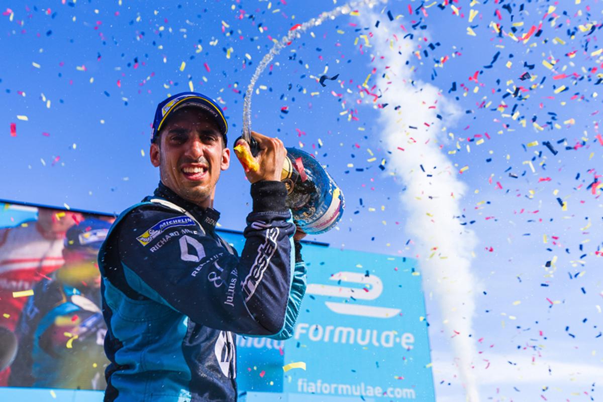 ルノー F1 セバスチャン・ブエミ