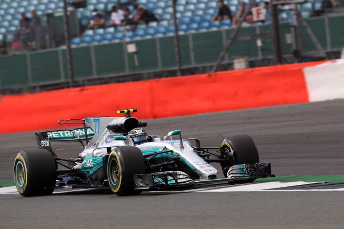 F1 イギリスグランプリ バルテリ・ボッタス