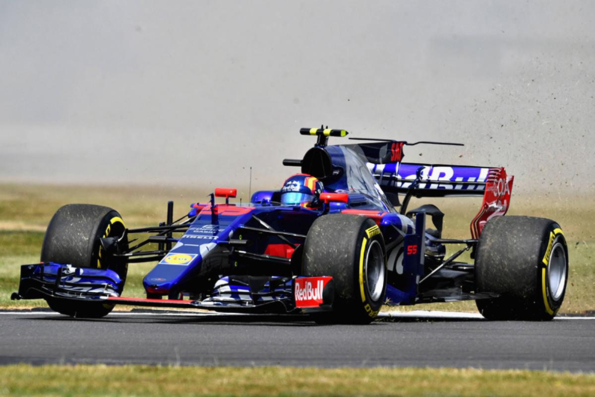 トロ・ロッソ F1 イギリスグランプリ