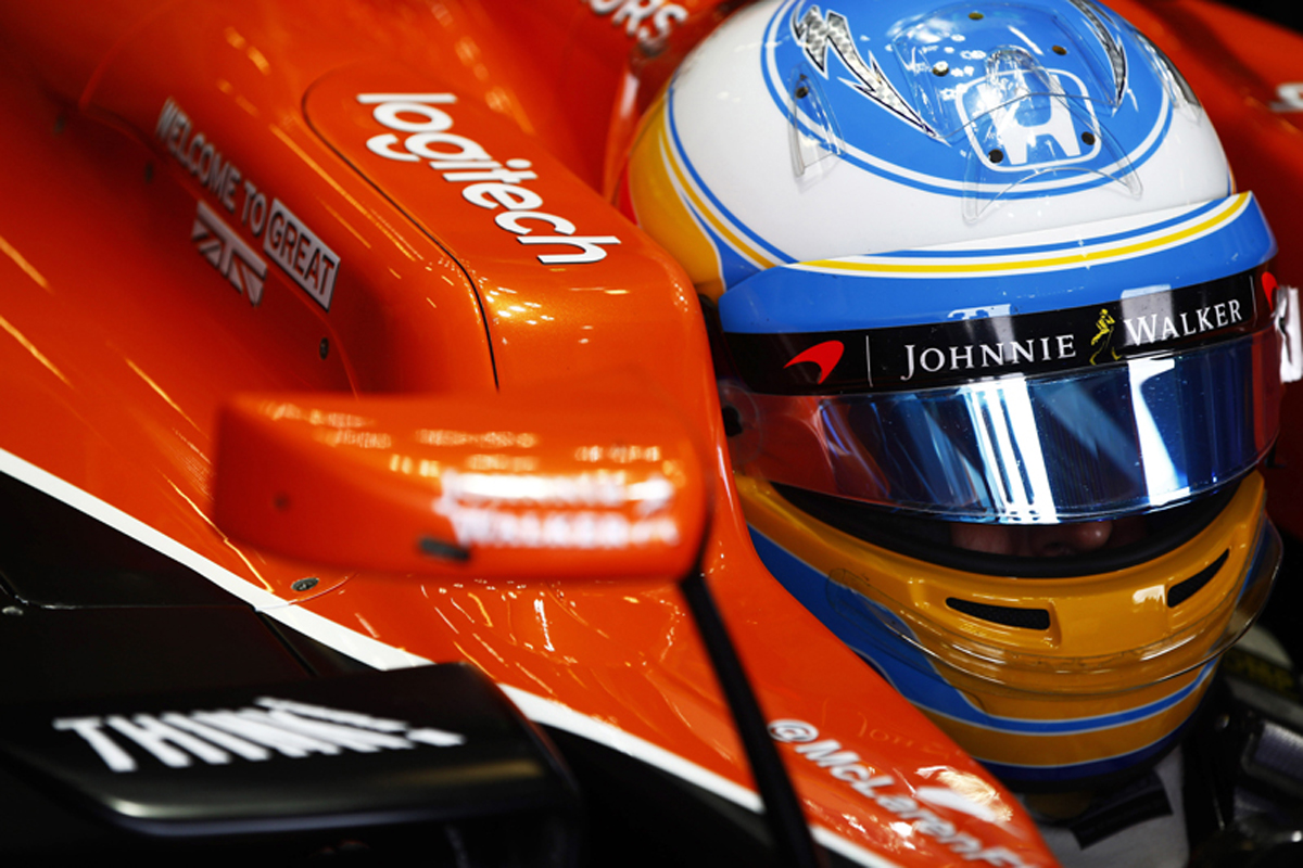 フェルナンド・アロンソ F1 イギリスグランプリ