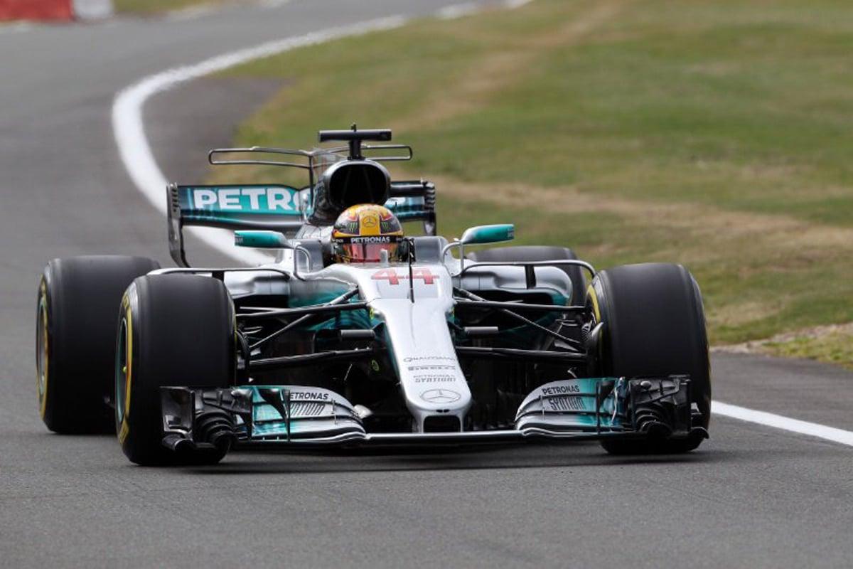 F1 イギリスグランプリ ルイス・ハミルトン